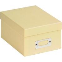 Škatla za shranjevanje fotografij Walther Fotobox Fun cream za 700 fotografij 10x15cm, FB115H