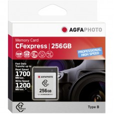 Spominska kartica AgfaPhoto CFexpress 256GB Professional High Speed