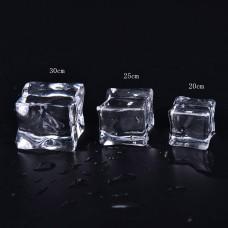 Akrilne, umetne kocke ledu (F-um-led)