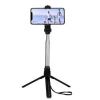Bluetooth Selfie stick XT10, stojalo za telefon, mini stojalo za GSM Huawei, Samsung, HTC, Iphone, LG, Xiaomi in druge mobitele