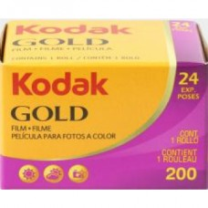 Barvni negativ film Kodak Gold 200 135/24