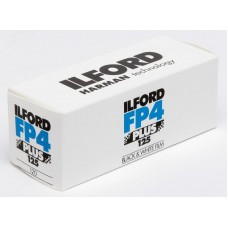 Ilford FP4+ 120 Black and White Roll Film