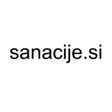 Sanacije.si - domena (Domena-sanacije.si)