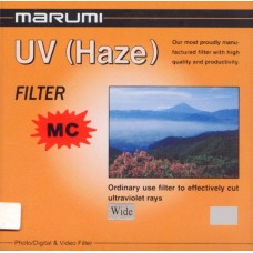 Lens Filter 62mm Marumi MC UV (Haze) Wide