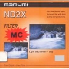 ND filter ND2x Marumi 77mm MC