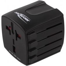 Univerzalni potovalni adapter Ansman All-in-one 2