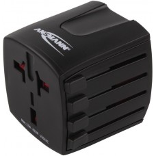 Ansmann Travel Plug All-in-One 2